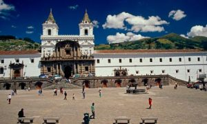 Old Quito hotel