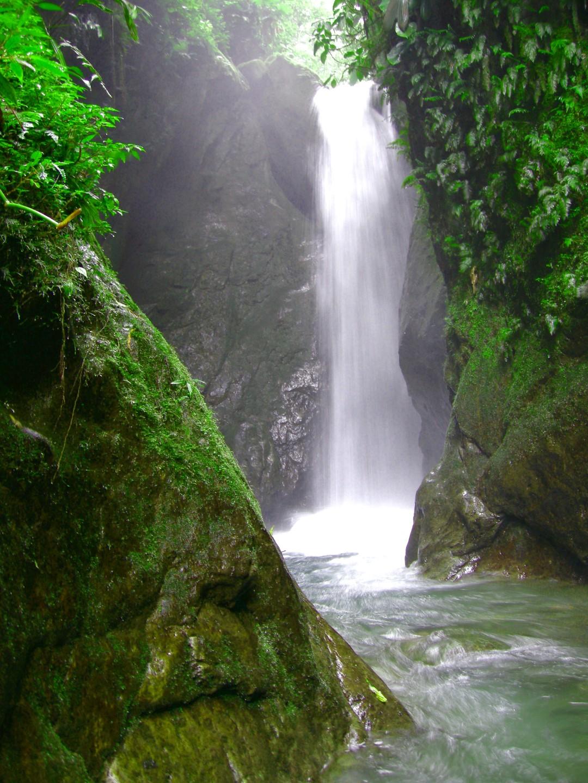 tarabita waterfall