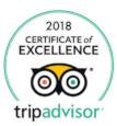 TripAdvisor Excellence 2018