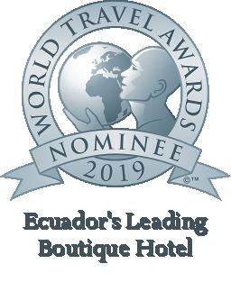 World Travel Awards 2019 Hotel Boutique Líder En Ecuador