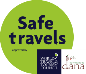 WTTC SafeTravels Stamp Dana Lodge -