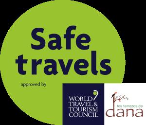 WTTC SafeTravels Stamp Dana Lodge -