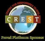 CREST Proud Platinum Sponsor